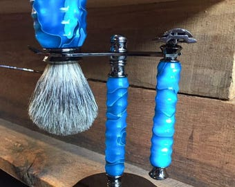 Handcrafted Shaving Set