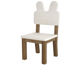 Chair Rabbit - two colors