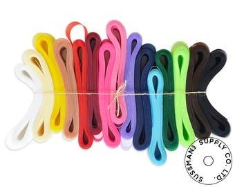 Crinoline - Crin / tresse en crin de cheval pour faire des chapeaux & bibi - Choisissez votre couleur! (2,5 po)