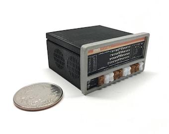Mini DEC PDP-8/I - imprimée en 3D!