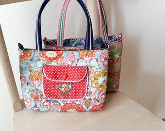 Favorite Bag flower bag loving handmade girl bag/Children's bag in limited edition