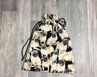 Waterproof bag, wet bag pugs