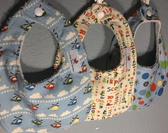 Bibs - Set of 3 FREE SHIP
