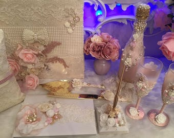 Vintage Quinceniera / wedding package