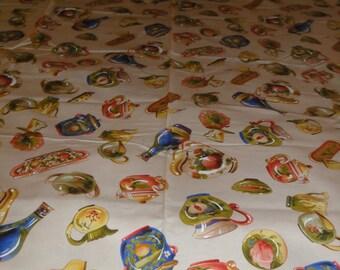 "Phyllis Hoffman ""Teatime"" Cotton Fabric"