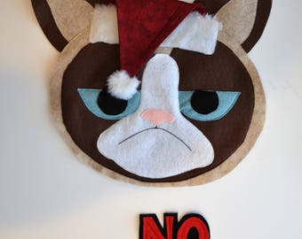 Ugly Christmas Sweater, DIY Christmas Sweater, Grumpy Cat Christmas Sweater, Scrooge, Christmas Jumper, Ugly Sweater, Adult Sweater