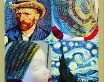 Van Gogh's Colors