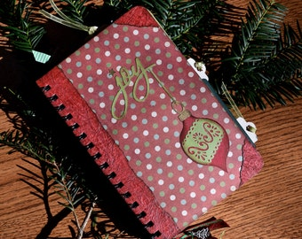 Christmas journal / Christmas faith journal