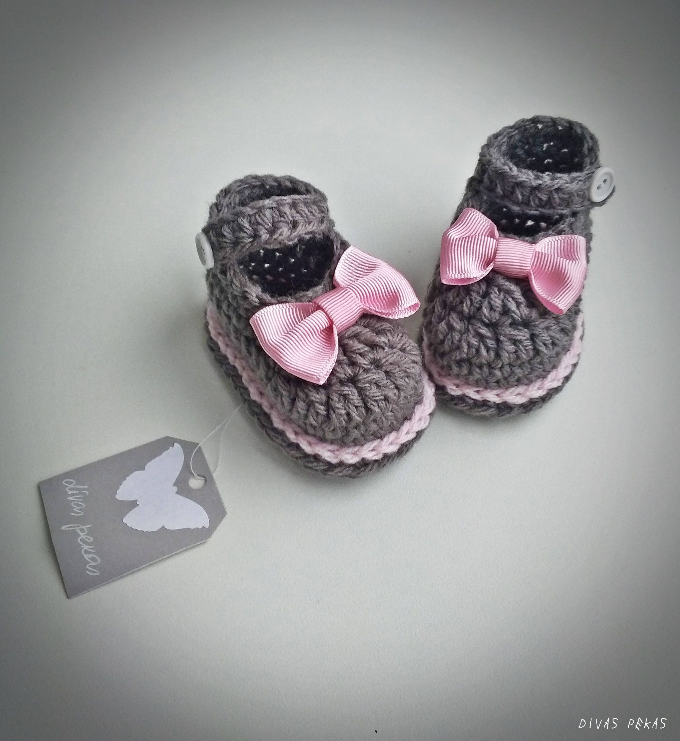 Crochet Baby Shoes Baby Girl Sandals Baby Girl Shoes