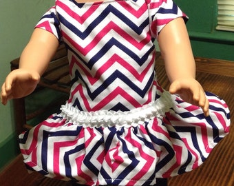 """18"""" doll clothes , top and capris"""