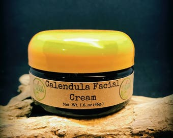 calendula cream . herbal skin care . natural skin care . Facial cream . gift for wife . gift basket ideas . herbal gift set . skincare