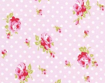68020 Tanya Whelan  Delilah buds in pink -  1/2  yard