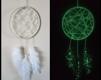 Glow in the dark dream catcher