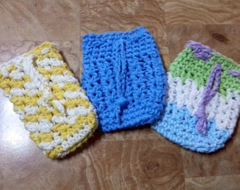 Soap Savers or Soap Scrubbies