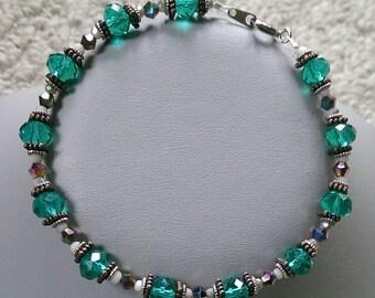 Green Gaze Bracelet