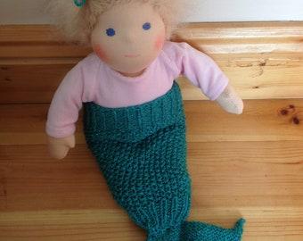 Mermaid's tail for Jane