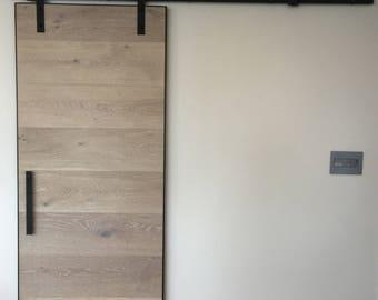 Custom Barn Door & Hardware