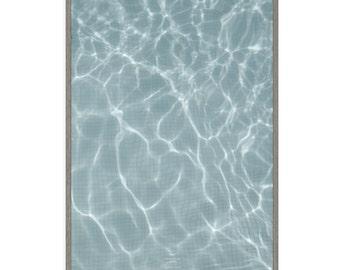 endless summer WATER Artprint A3 Poster