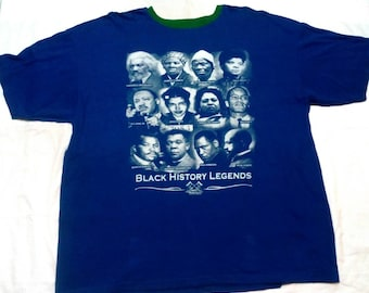 FREE SHIPPING Vintage 90's Hip Hop Tees XL size