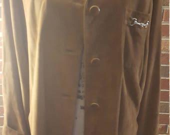 Begedor Italia Suede Jacket