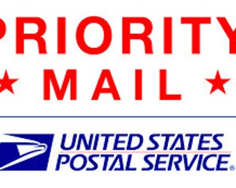 Domestic Priority Mail Postage