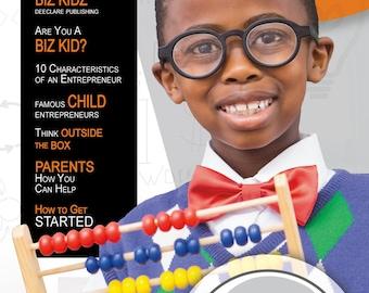 DeeClare It Brochure, Are You A Biz Kid?
