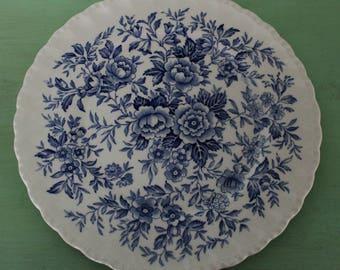 GRINDLEY ENGLAND PRINTEMPS Dinner Plate