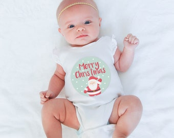 Baby's First Holiday Stickers, Milestone Stickers, First Year Stickers, Christmas Sticker