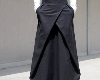 long gypsy skirt, skirt with pockets, gypsy skirt, cotton gypsy skirt, gypsy maxi skirt, maxi skirts long, cotton maxi skirt, Full Length