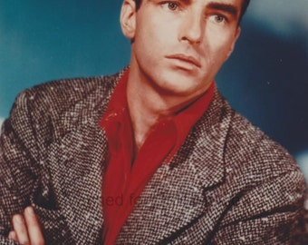 Suddenly Last Summer Montgomery Clift 4x6 Photo