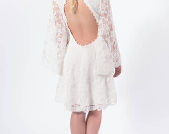 Clementine -Sample Bridal dress- Sample Sale - Wedding Gown