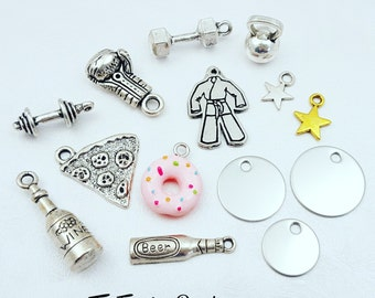 Add-On Charm or Customized Disc