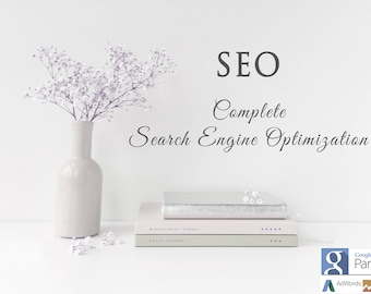 Full Website Search Engine Optimization, Full SEO, Website Design, Website SEO, Professional Website, Images SEO