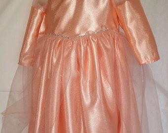 Glinda costume - Little Girl   -- Made to order