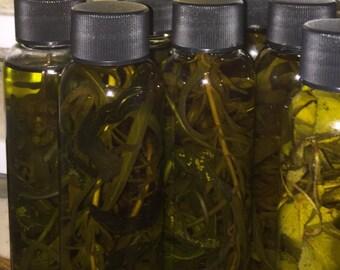 Sage Massage Oil