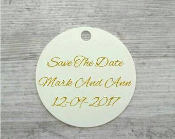 wedding favour tags, personalized gift tags, personalized tags, custom tags, favour tags, gift tags, wedding tags, hang tags,  thank you tag