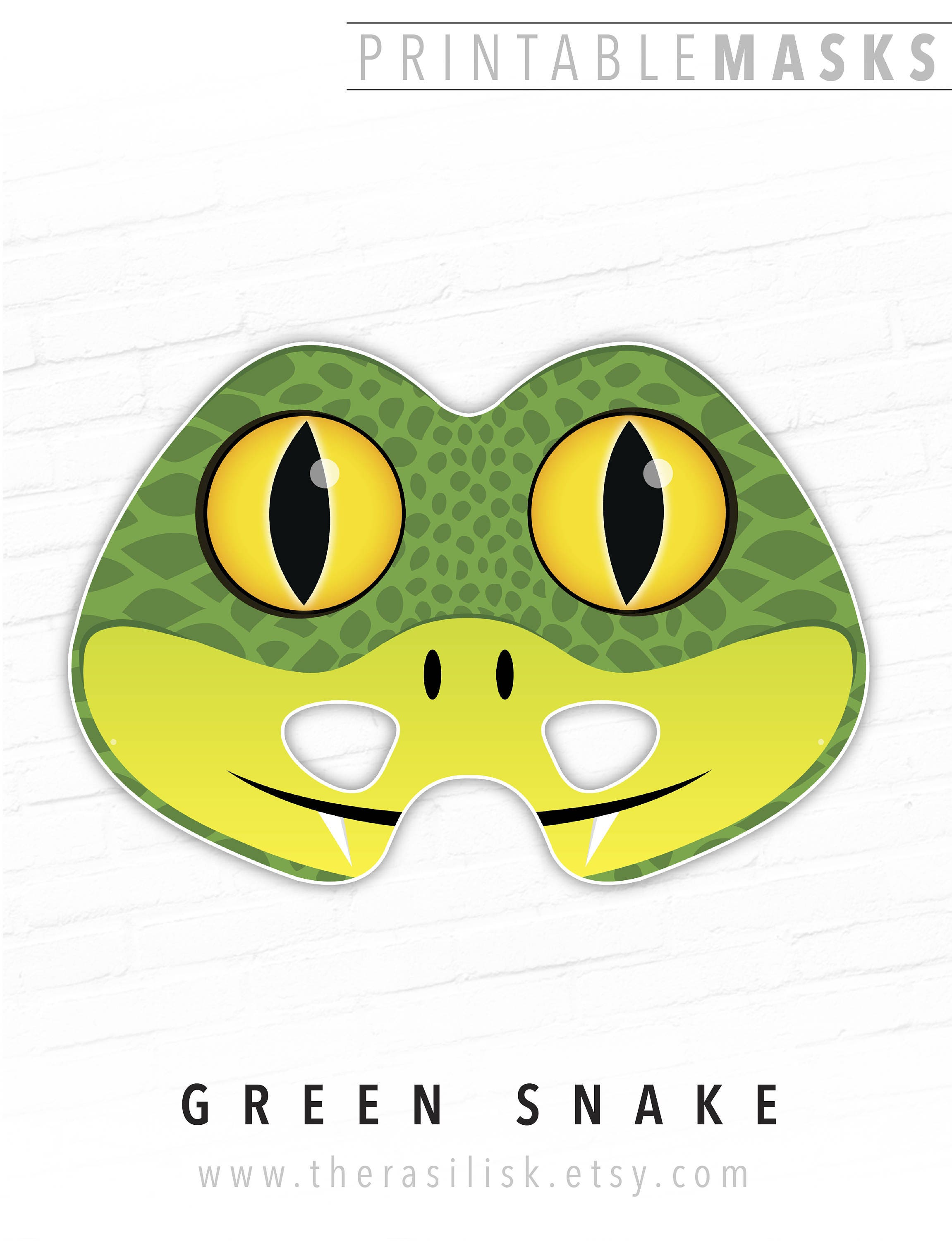 Outstanding snake mask template frieze professional resume nice minion mask template images gallery 3 little pigs mask maxwellsz