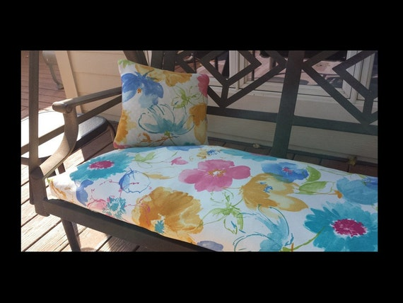 Custom Swing Bench Window Seat Cushion Covers Indoor Or