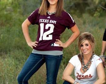 Boot Rugs (the color is better represented on the girl with jersey)