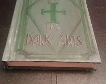 Secrets of the Dark Arts - blank book