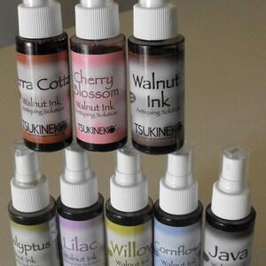 Walnut Ink Antiquing Solution 2 oz Spray Bottle