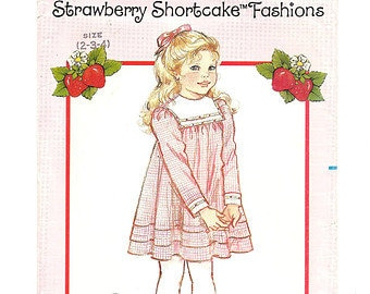 Retro N.D. BUTTERICK Sewing Pattern 4827