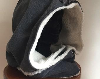 Hooded cowl ĀzTēC