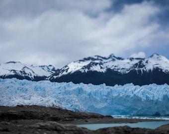 Patagonia Glacier - Digital Download