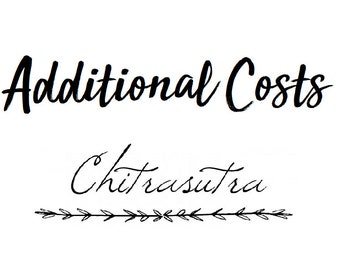 ADDITIONAL COSTS: hand-paint a logo on Open/Closed sign (or) Rush my order Upgrade - Please contact me before buying