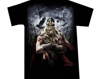 T-shirt Viking Warrior