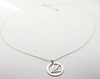 Choker necklace with dragonfly pendant Cucori-Silver 925-Made in Italy