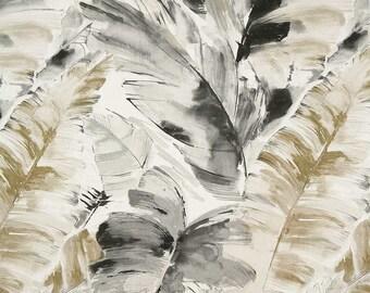 Pindler Print-Tahitian- Grey