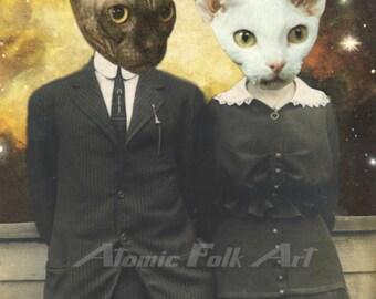 American Cat-Gothic
