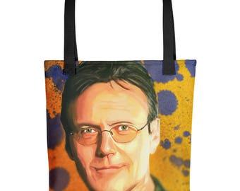 Buffy The Vampire Slayer: Giles Tote bag